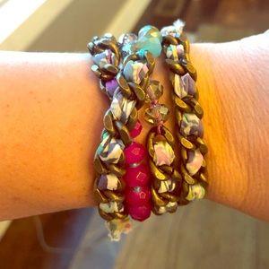 Chloe + Isabel Copacabana Multiwrap Bracelet